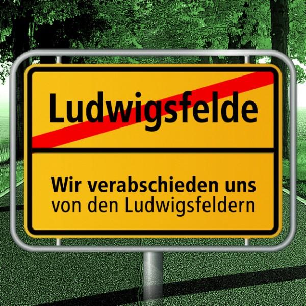 Wir verabschieden uns von den Ludwigsfeldern